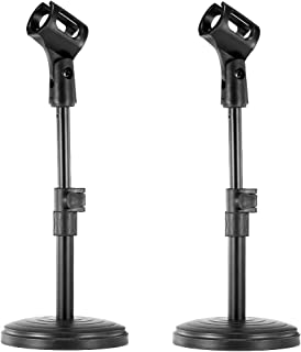 Neewer® 2-Pack NW-(PC-02) Black Height Adjustable (9.45