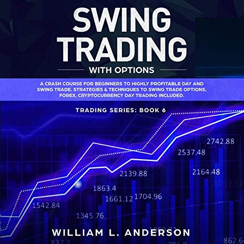 Swing Trading with Options: A Crash Course for Beginners to Highly Profitable Day and Swing Trade Proven Strategies & Techniques to Trade Options, Stocks, and Day Trading Titelbild
