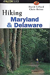 Hiking Maryland & Delaware | Ocean City MD Non-Fiction Books
