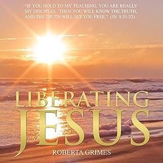 Liberating Jesus audiobook cover art