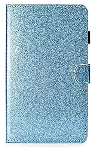 Tab Accessories for Huawei T3 7.0', Wifi Glitter Bling Leather Tablet Cover Cases for Huawei Mediapad T3 7.0 Inch Wifi BG2-W09 (Color : C)