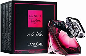 Lancome La Nuit Tresor A La Folie Eau de Parfum Spray, 1.7 Ounce