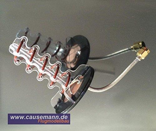 Causemann Helix Antenne 5-Turn RHCP