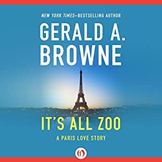 It's All Zoo audiobook cover art