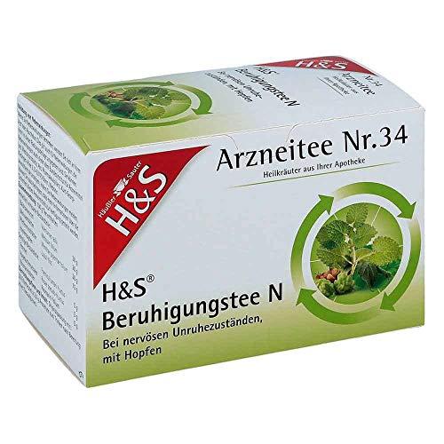 H&S Beruhigungstee N Filterbeutel, 20X2 g