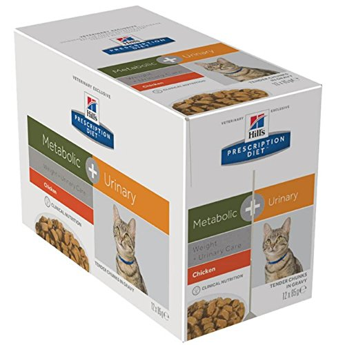 Hill´s Prescription Diet Feline Metabolic + Urinary Frischebeutel