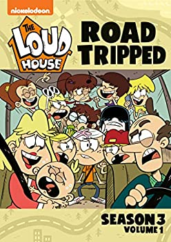 The Loud House  Road Tripped! - Season 3 Volume 1