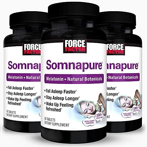 Top 10 Best somnapure natural sleep aid 60 Reviews