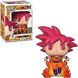 QToys Funko Pop! Animation: Dragonball Super #827 SSG Goku Chibi...