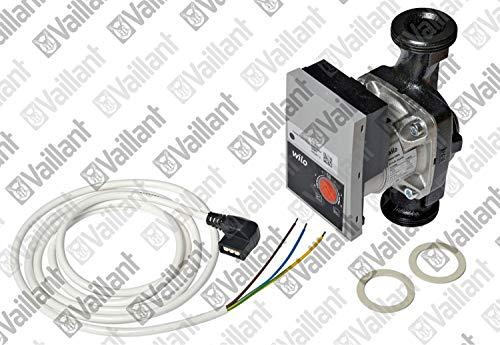 Vaillant Pumpe 0020218242 | Wilo 25/6 | Baulänge 180mm | VDM | Kabel+Dichtungen