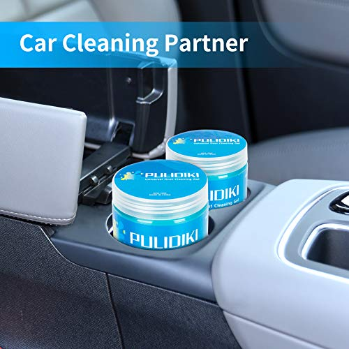 Cleaning Gel for Car, Car Cleaning Kit Universal Detailing Automotive Dust Car Crevice Cleaner Auto Air Vent Interior Detail Removal Putty Cleaning Keyboard Cleaner for Car Vents, PC, Laptops, Cameras