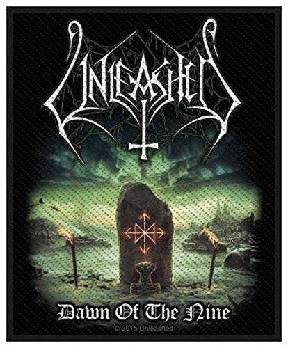Parche con diseño de Dawn Of The Nine de Unleashed