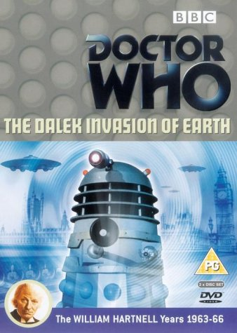 Doctor Who: The Dalek Invasion Of Earth [DVD] [1964]