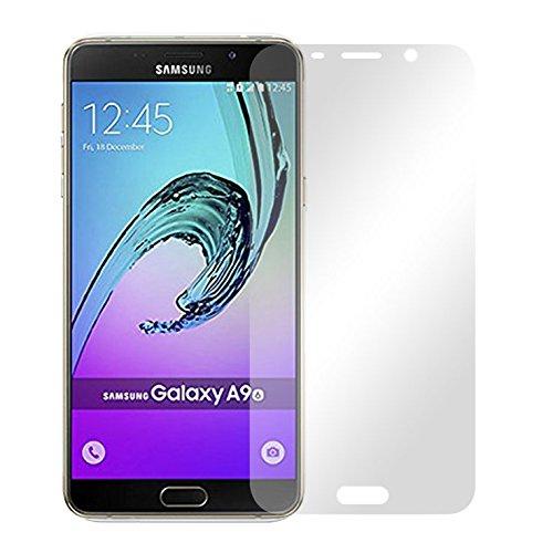 Slabo 4 x Bildschirmschutzfolie für Samsung Galaxy A9 / Pro 2016 Bildschirmfolie Schutzfolie Folie Zubehör Crystal Clear KLAR
