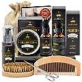 Beard Kit for Men Grooming & Care W/Beard Wash/Shampoo,2…