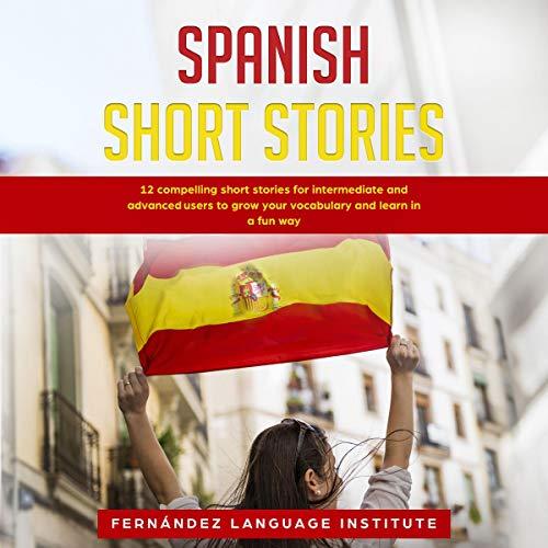 Couverture de Spanish Short Stories