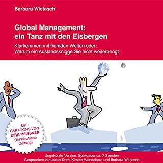 Global Management: ein Tanz mit den Eisbergen Titelbild
