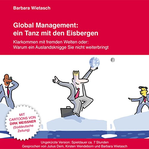 Global Management: ein Tanz mit den Eisbergen Titelbild