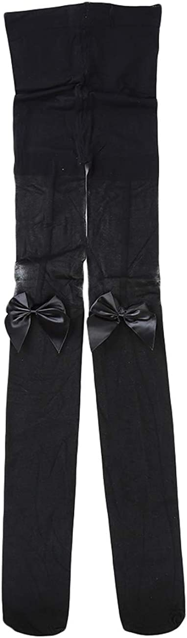 Bigsweety Womens High Waist Tights Stockings Thigh High Pantyhose
