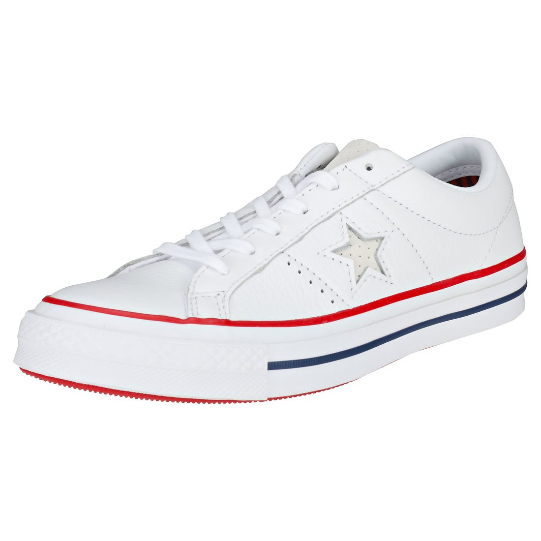 Converse Unisex Adults' Lifestyle One Star Ox Suede Fitness Shoes ...