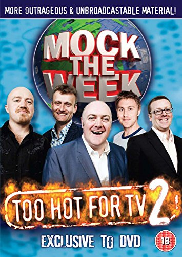 Mock The Week - Too Hot For Tv 2 [DVD]