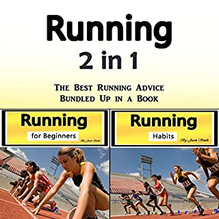 Running     The Best Running Advice Bundled Up in a Book              By:                                                                                                                                 Jason Smith                               Narrated by:                                                                                                                                 Chris Brown                      Length: 1 hr and 34 mins     2 ratings     Overall 5.0