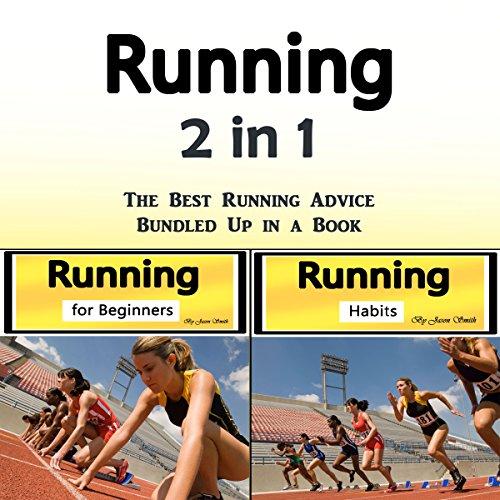 Running audiobook cover art