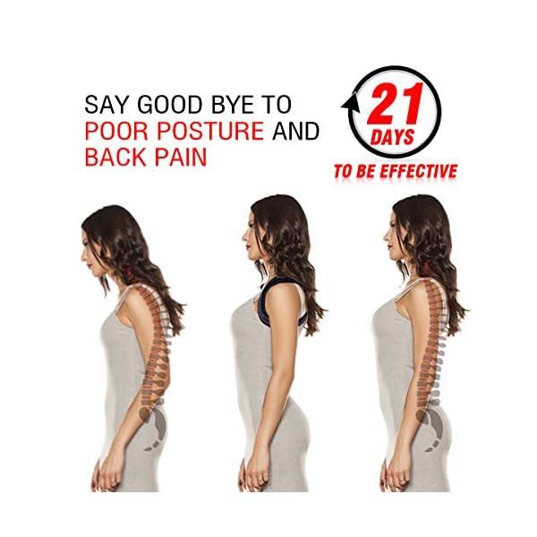 Fashion Shopping Posture Corrector for Women, Adjustable Back Posture Corrector