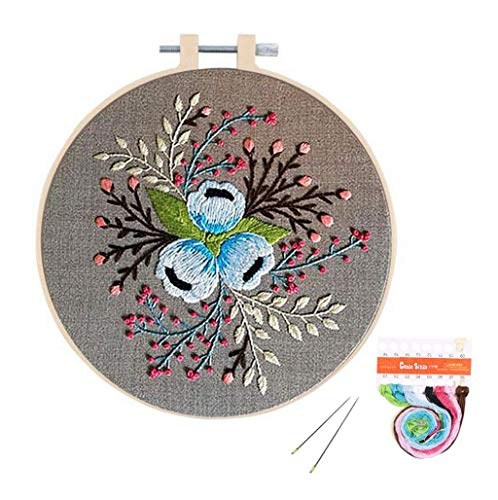 Louise Maelys Embroidery Starter Kit...