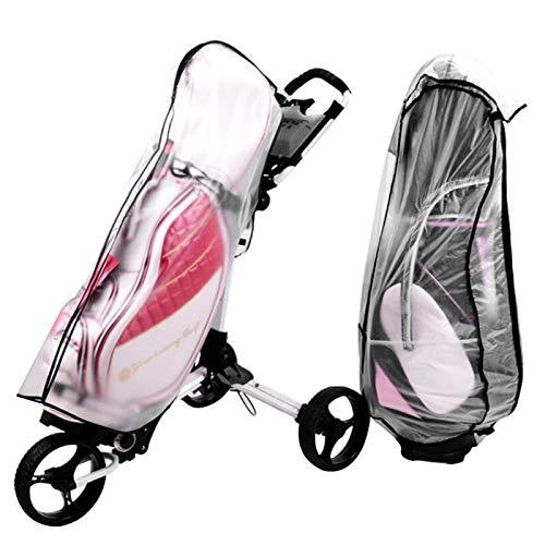 N#A Sacca da Golf Copertura Antipioggia, Copertura Universale per Sacca da Golf, Accessorio da Golf Portatile per carrelli da Golf Borsa da Golf Amanti del Golf