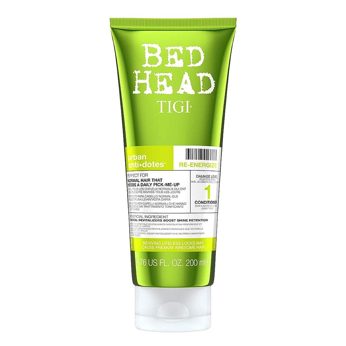 ピンダイジェストライラックTigi Bed Head Re-Energize Conditioner 200 ml (並行輸入品)