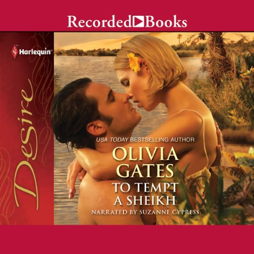 To Tempt a Sheikh audiobook cover art