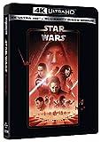 Star Wars 8 Gli Ultimi Jedi Uhd 4K  (3 Blu Ray)