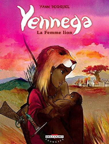 Yennega, vehivavy liona