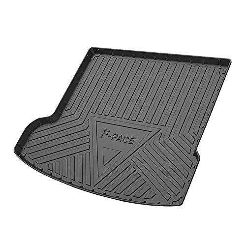 Auto Gummi Kofferraummatten, für Jaguar F-Pace 2018 2019 2020 Rutschfest Kratzfest Heckkoffer Teppich Styling-Dekorationszubehör