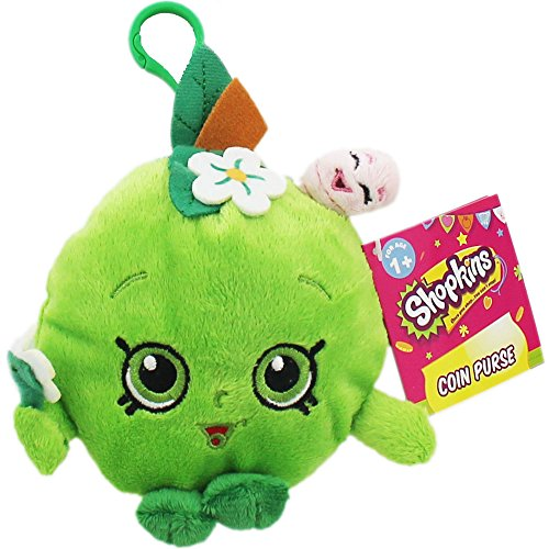 Shopkins Apple Coin Purse