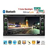 """Double din Car Stereo Android Head Unit for Toyota Corolla,7"""" Touch Screen 2"""