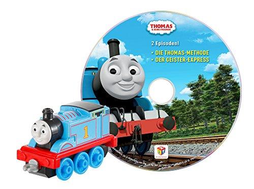 Fisher-Price Mattel FBB96 - Thomas Adventures Lok und DVD