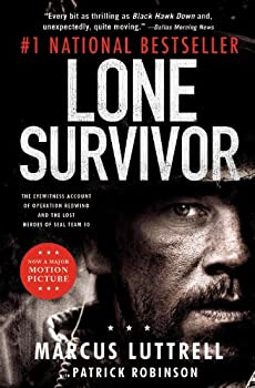 Paperback Lone Survivor : The Eyewitness Account of Operation Redwing and the Lost Heroes of SEAL Team 10 Book