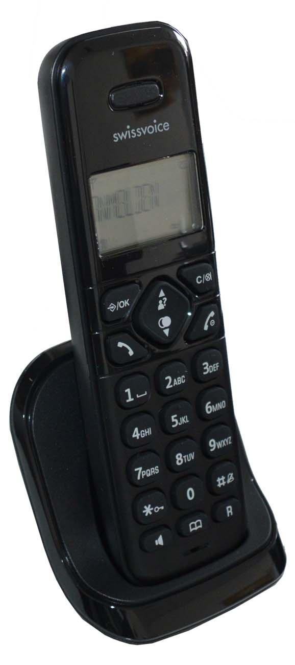 Swissvoice Aeris 124/124t mano set & Charger KX-TDA30 para todos los teléfonos Gigaset & Telekom: Amazon.es: Electrónica