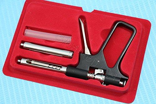 Intraligamental Gun Syringe anesthetic Pistol Injection Dental 1,8ml Implant (CYNAMED)