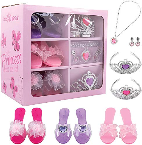 Playkidz America-My First Princess Accesorio Dress Up Set, color surtido 950