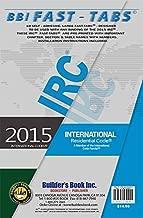 2015 International Residential Code Fast-Tabs