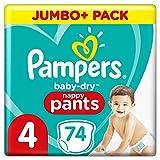 foto Pampers 81714236 - Baby-dry pants pantalones, unisex