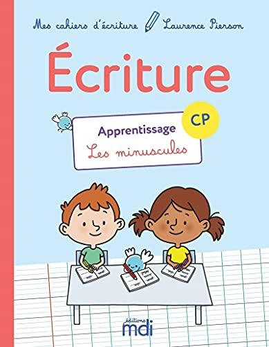 Mes cahiers d'écriture - Cahier CP Apprentissage
