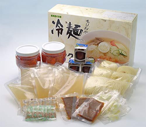 【焼肉冷麺ヤマト】盛岡冷麺6食具材付き