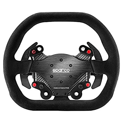 Thrustmaster TM Competition Wheel AddOn Sparco P310 Mod (Wheel AddOn, 31 cm, PS4 / PS3 / Xbox One / PC)