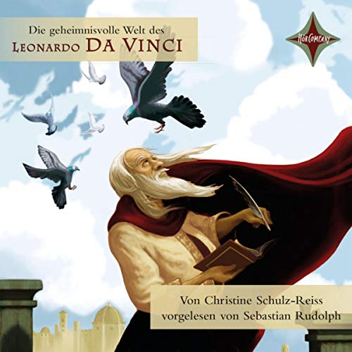 Die geheimnisvolle Welt des Leonardo da Vinci cover art
