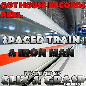 Spaced Train & Iron Man