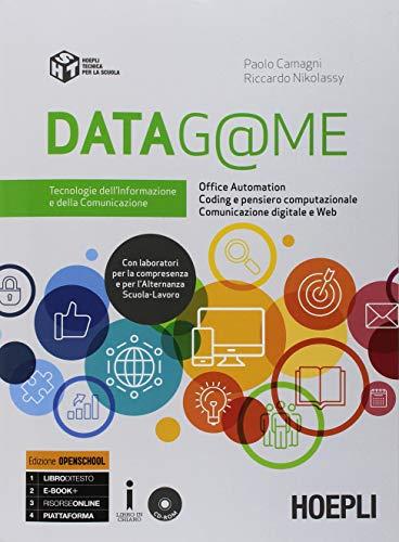 Datag@me. Con Tic. Tecnologie dell'informazione e della comunicazione per servizi per la sanità e l'assistenza sociale. Per le Scuole superiori. Con e-book. Con espansione online